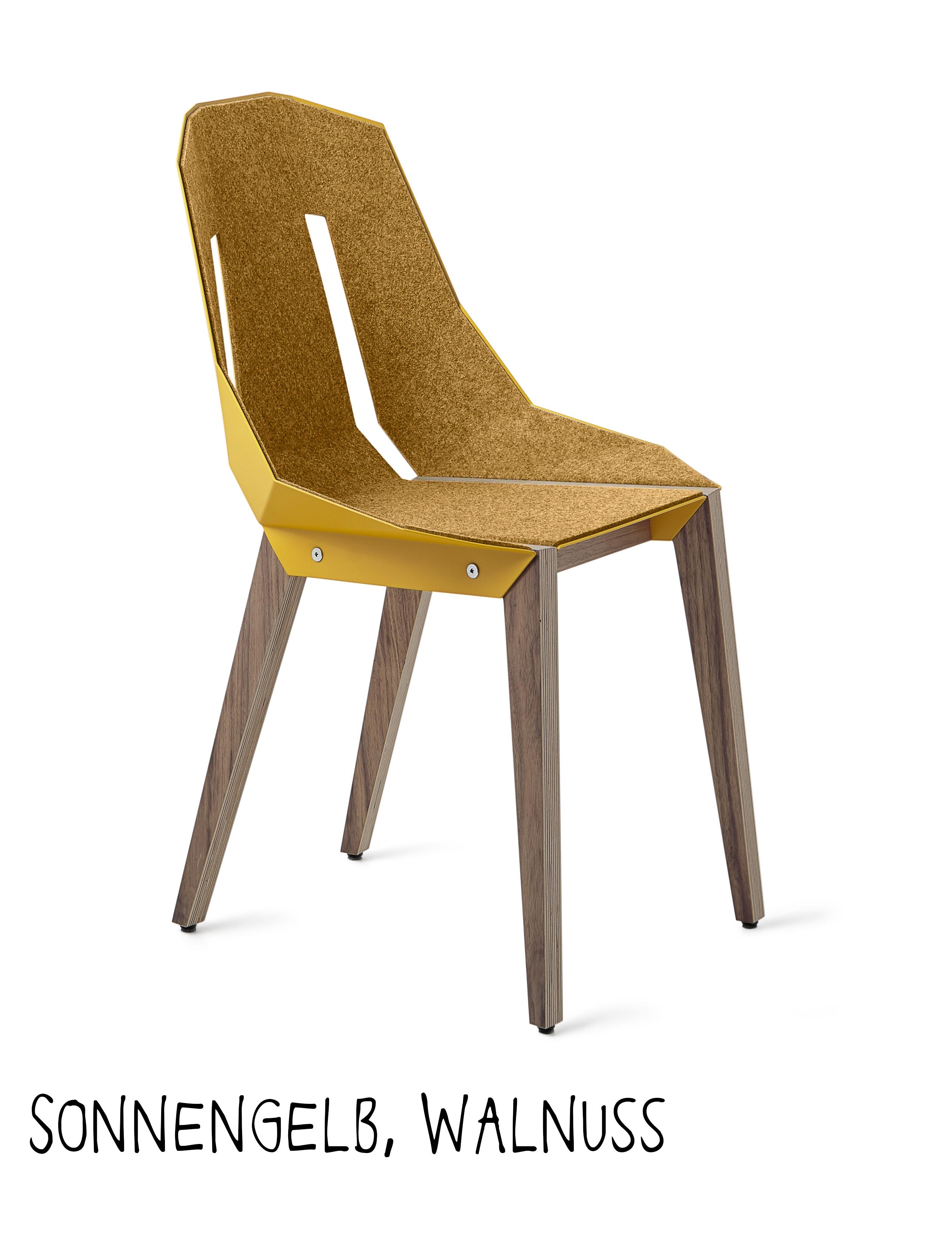 Stuhl Diago Diago Filz • Stuhl Lokaldesign JFK13Tlc