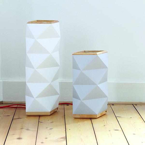 tischleuchte laterne gro lokaldesign. Black Bedroom Furniture Sets. Home Design Ideas