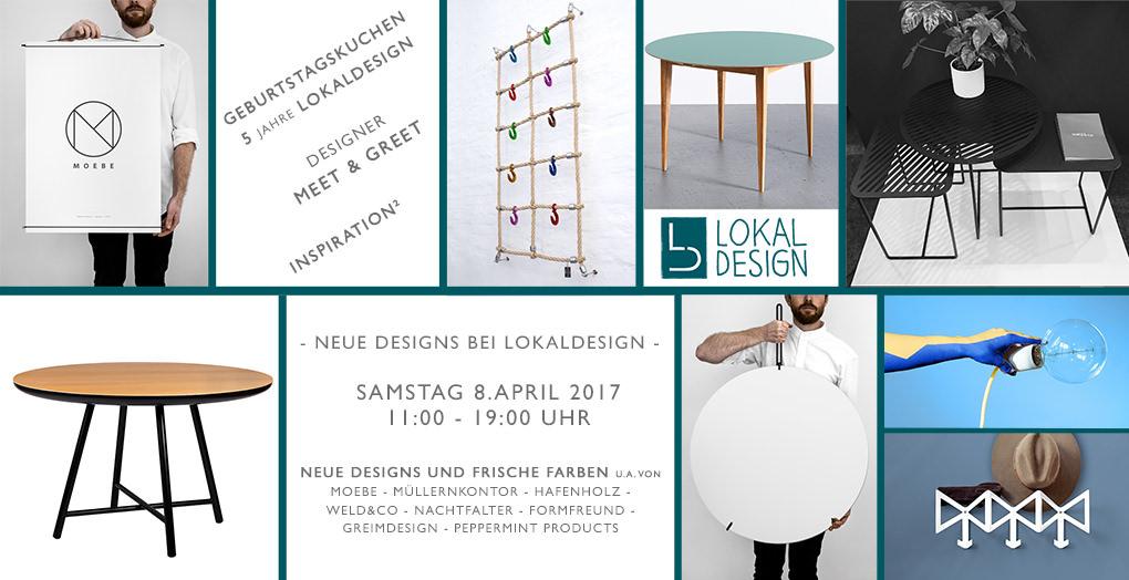 Neue Designs und frische Farben pünktlich zu unserem Jubiläum ...