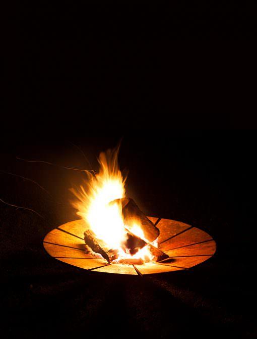 Feuerschale Solix Lokaldesign